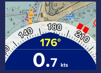 Point steer navigation